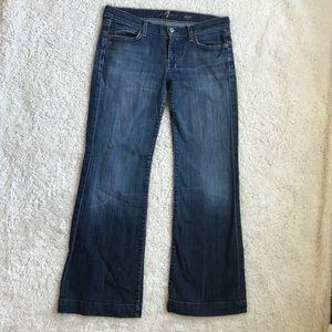 7 for all Mankind Dojo Jeans, 29